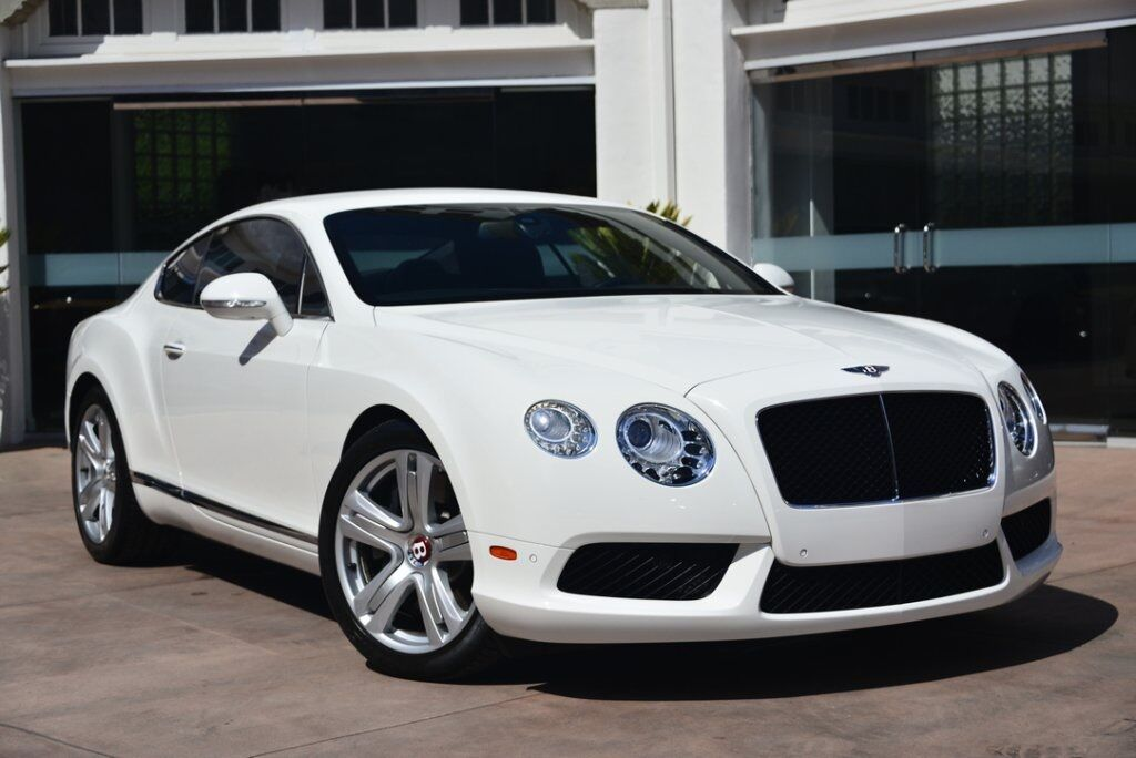 2015 Bentley Continental GT V8 Coupe  Beverly Hills CA