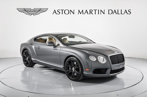 2015_Bentley_Continental GT_V8_ Dallas TX