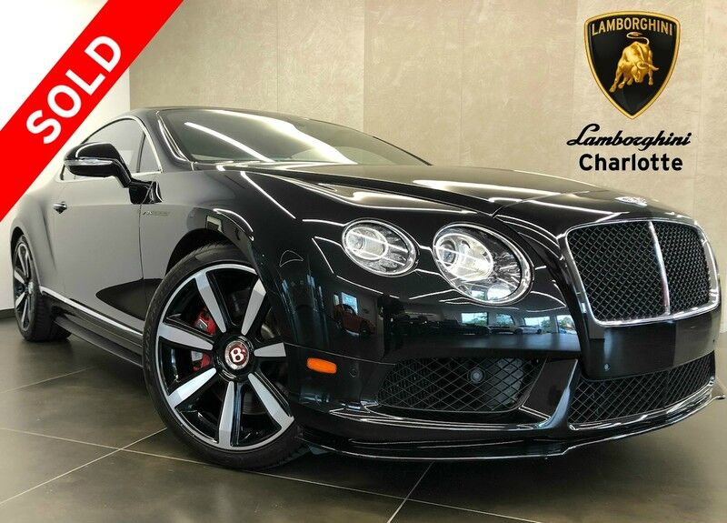 2015_Bentley_Continental GT V8 S__ Charlotte NC