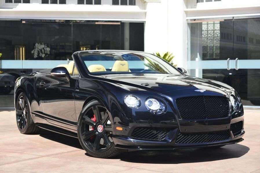 2015_Bentley_Continental GT V8 S Convertible Concours Series V8 S__ Beverly Hills CA