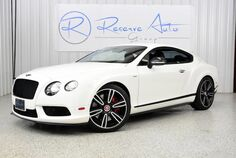 2015 Bentley Continental GT V8 S Speed Appearance