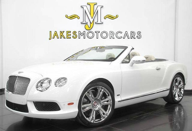 2015 Bentley Continental GTC V8 Concours Specification ($236,000 MSRP) *MULLINER* San Diego CA