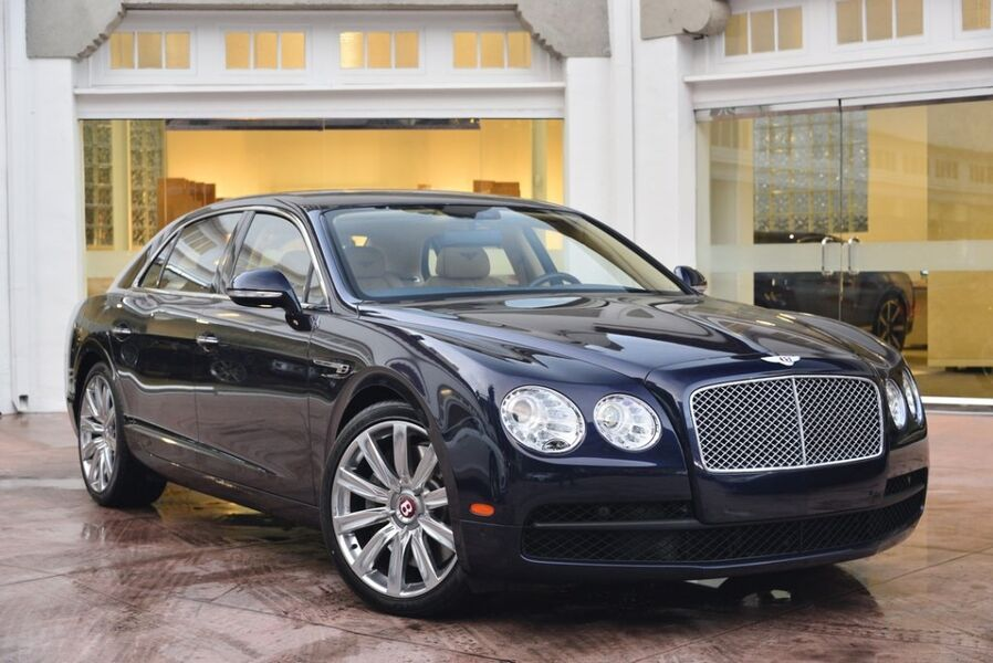 2015_Bentley_Flying Spur V8__ Beverly Hills CA