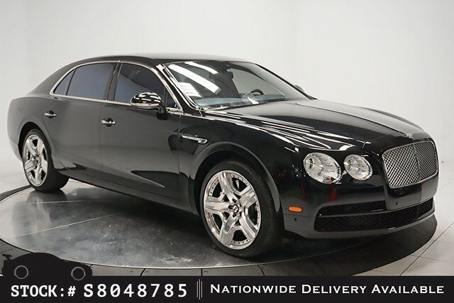 2015 Bentley Flying Spur V8 NAV,CAM,SUNROOF,CLMT STS,PARK ASST,21IN WHLS Plano TX