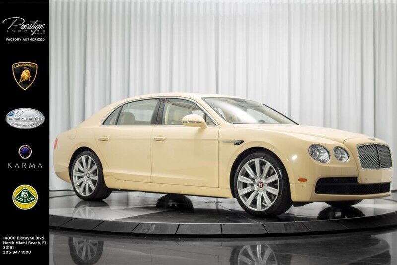 2015_Bentley_Flying Spur_V8_ North Miami Beach FL