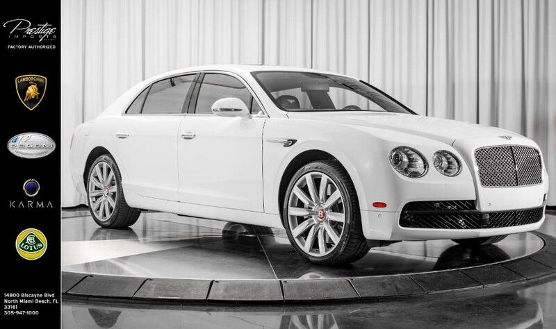 2015 Bentley Flying Spur V8 North Miami Beach FL