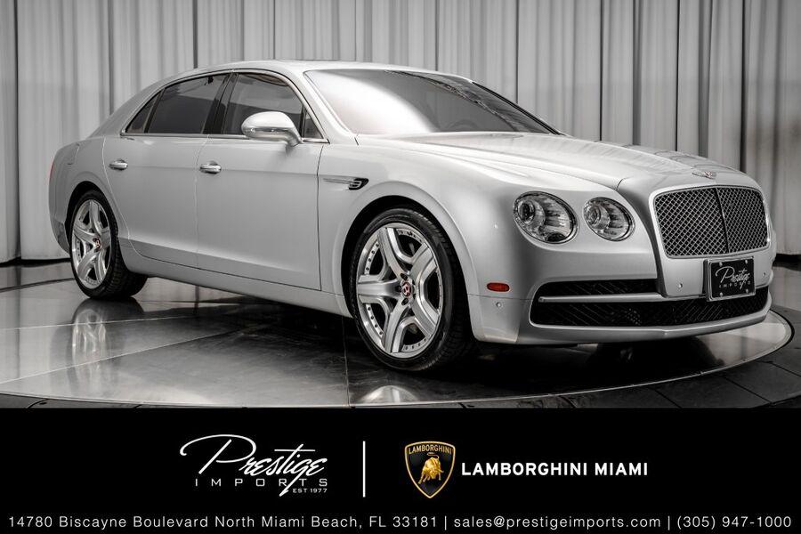 2015_Bentley_Flying Spur_V8_ North Miami FL