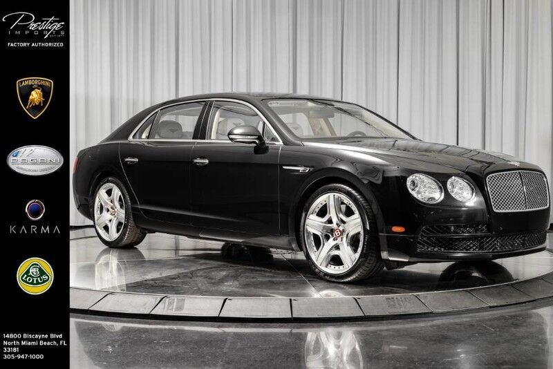 2015_Bentley_Flying Spur_V8_ North Miami FL