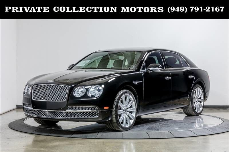 2015_Bentley_Flying Spur_W12 MSRP $239,100_ Costa Mesa CA