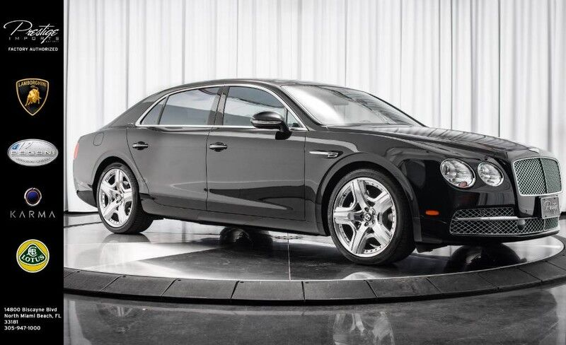 2015_Bentley_Flying Spur_W12_ North Miami Beach FL