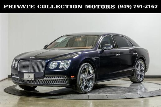 2015 Bentley Flying Spur W12 Only 15k Miles Costa Mesa CA
