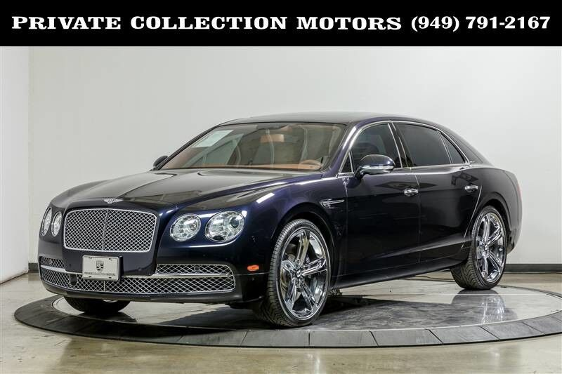 2015_Bentley_Flying Spur_W12 Only 15k Miles_ Costa Mesa CA