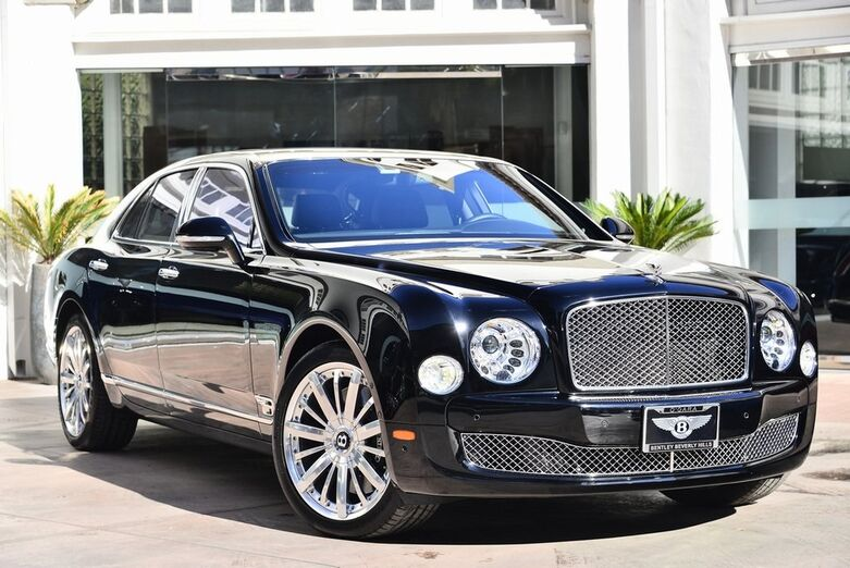 2015 Bentley Mulsanne  Beverly Hills CA