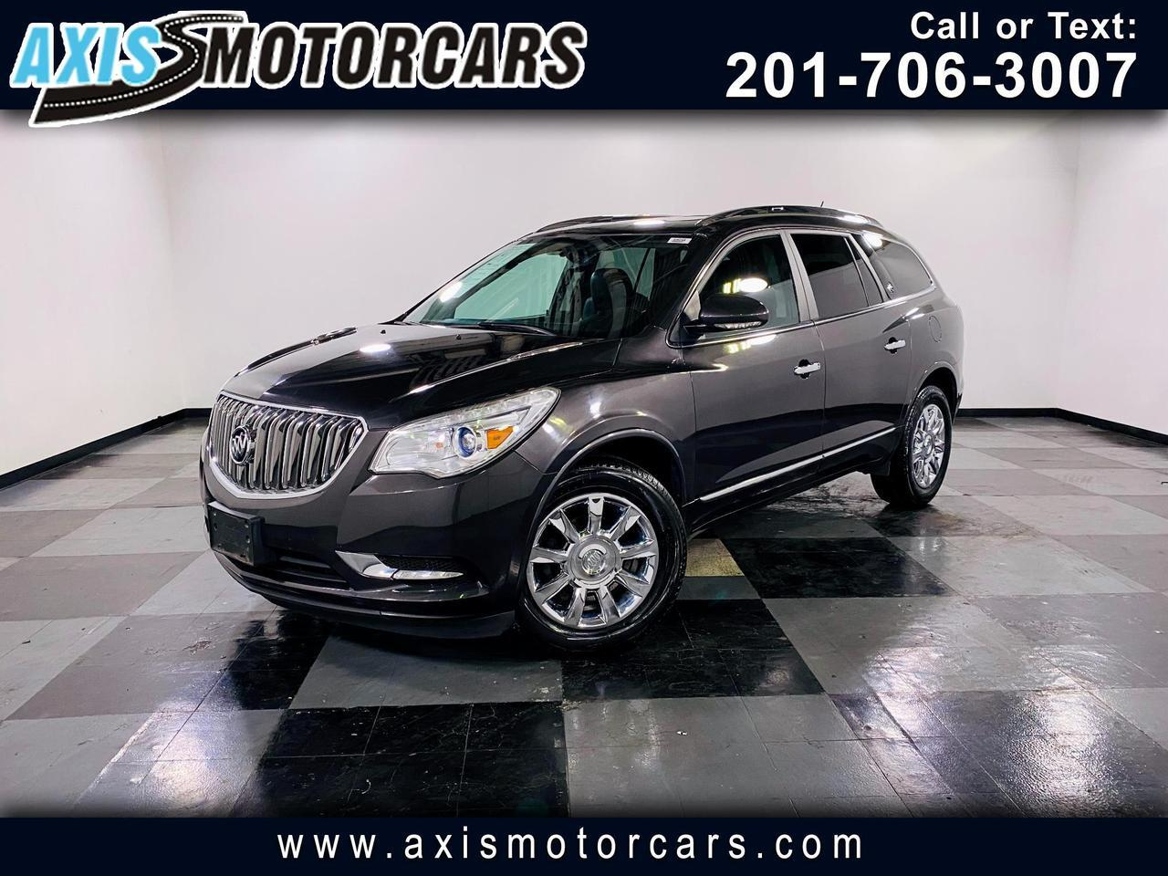 2015 Buick Enclave AWD 4dr w/Backup Camera Navigation 3 Seat Row Pano Jersey City NJ