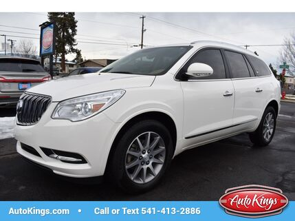 2015_Buick_Enclave_AWD Leather_ Bend OR