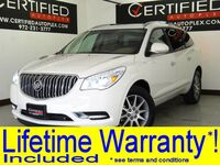 Buick Enclave AWD NAVIGATION LEATHER HEATED SEATS REAR CAMERA REAR PARKING AID BOSE SOUND 2015