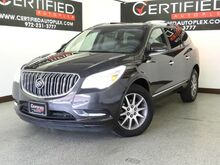 2015_Buick_Enclave_LEATHER 2ND ROW CAPTAIN CHAIRS BLIND SPOT ASSIST LANE ASSIST REAR CAMERA RE_ Carrollton TX