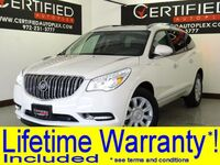 Buick Enclave LEATHER PKG BLIND SPOT MONITOR LEATHER HEATED SEATS REAR CAMERA 2015