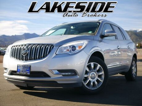 2015 Buick Enclave Leather AWD Colorado Springs CO