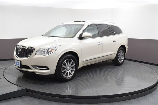 2015_Buick_Enclave_Leather Group_ Austin TX