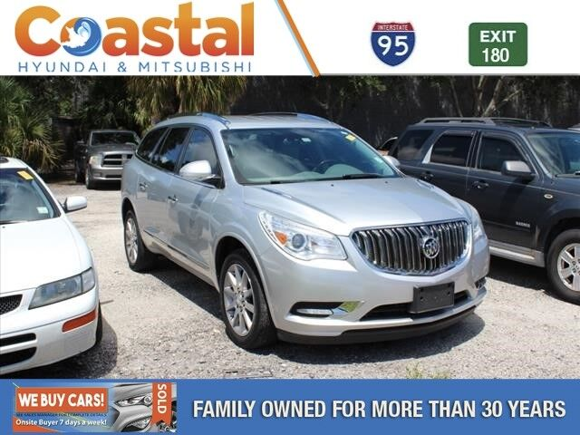 2015 Buick Enclave Leather Group Cocoa FL
