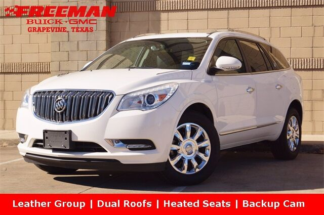 2015 Buick Enclave Leather Group Grapevine TX