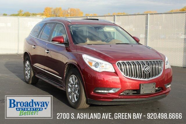 2015 Buick Enclave Leather Group Green Bay WI