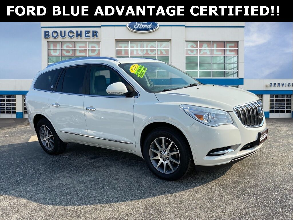 2015 Buick Enclave Leather Group Menomonee Falls WI