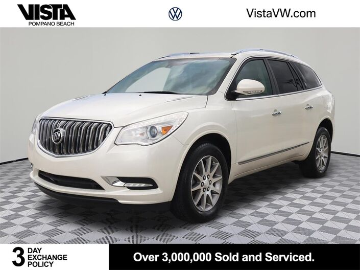 2015 Buick Enclave Leather Group Pompano Beach FL