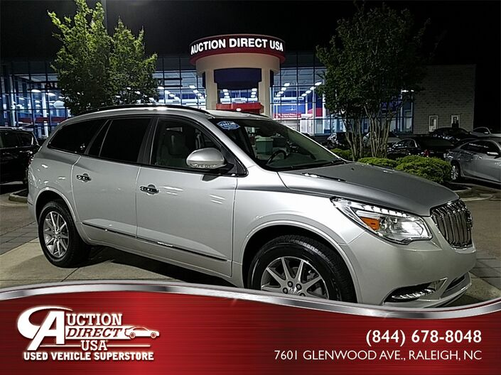 2015 Buick Enclave Leather Group Raleigh