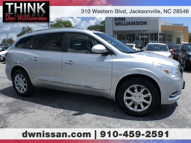 2015 Buick Enclave Leather Jacksonville NC