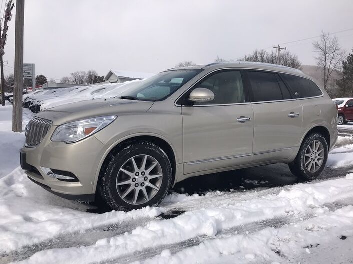 2015 Buick Enclave Leather Rock City NY