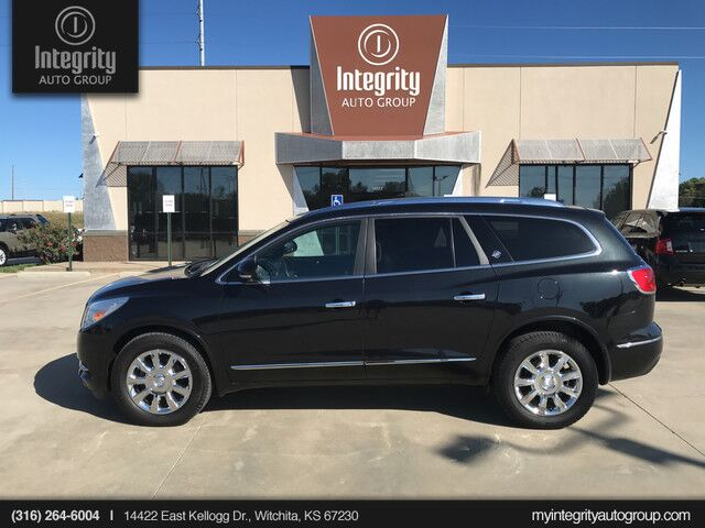 2015 Buick Enclave Leather Wichita KS