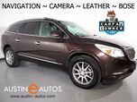 2015 Buick Enclave *NAVIGATION, BACKUP-CAMERA, TOUCH SCREEN, 2ND ROW BUCKET SEATS, 3RD ROW, LEATHER, HEATED SEATS/STEERING WHEEL, BOSE AUDIO, BLUETOOTH
