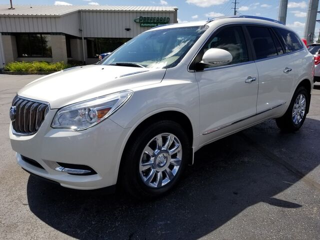 2015 Buick Enclave Premium Fort Wayne Auburn and Kendallville IN