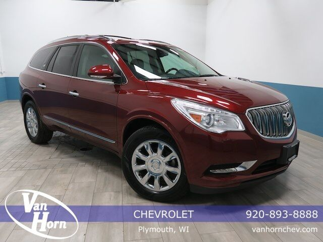 2015 Buick Enclave Premium Group Plymouth WI