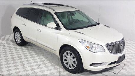 2015_Buick_Enclave_Premium Group TRAILERING PACKAGE/BLIND/REAR ENT/NAV/CAM/SUN/CRUI_ Euless TX