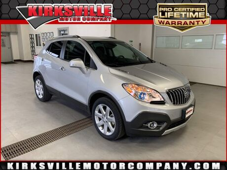 2015 Buick Encore AWD 4dr Leather Kirksville MO