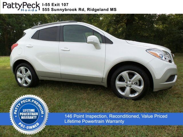 2015 Buick Encore Base FWD Jackson MS