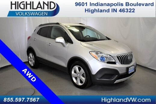 2015 Buick Encore Base Highland IN