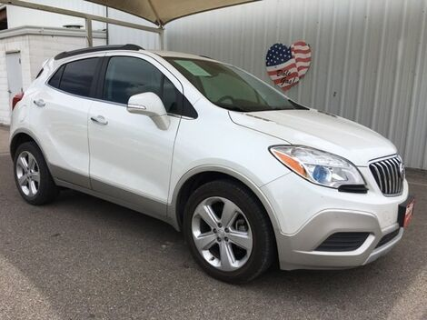 2015_Buick_Encore_Base_ Mission TX