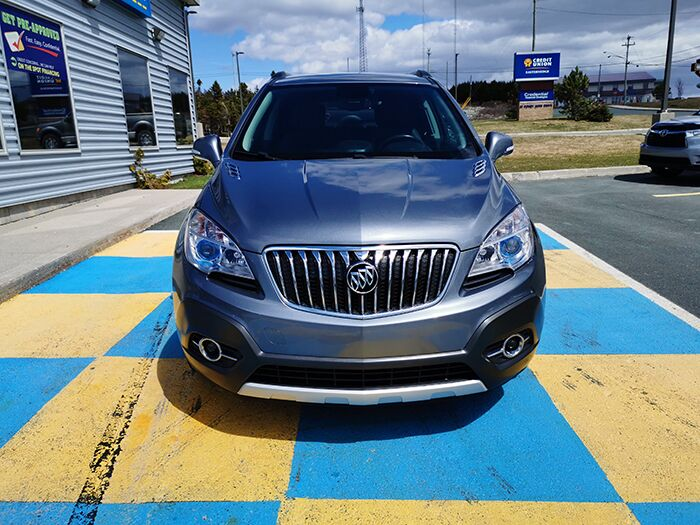 2015 Buick Encore CX Mount Pearl NL