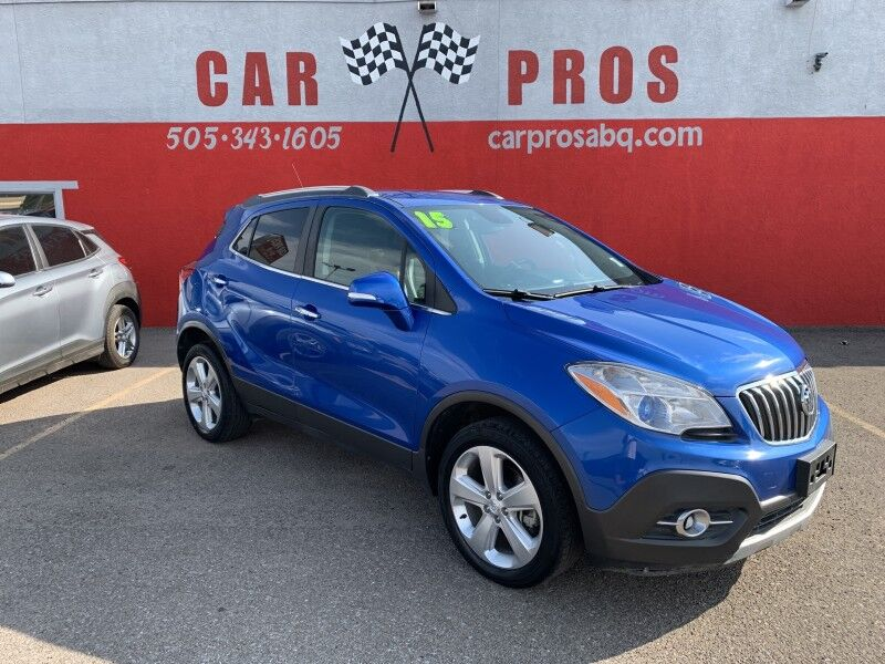2015 Buick Encore Convenience AWD Albuquerque NM