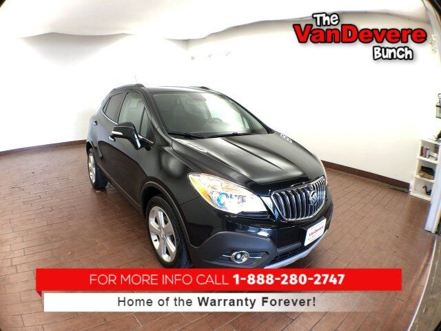 2015 Buick Encore Convenience Akron OH