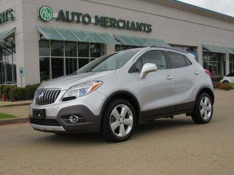 2015 Buick Encore Convenience FWD BLIND SPOT, BACKUP CAM, BLUETOOTH, AUX/USB INPUT, CLOTH/LEATHER STS, SAT RADIO Plano TX