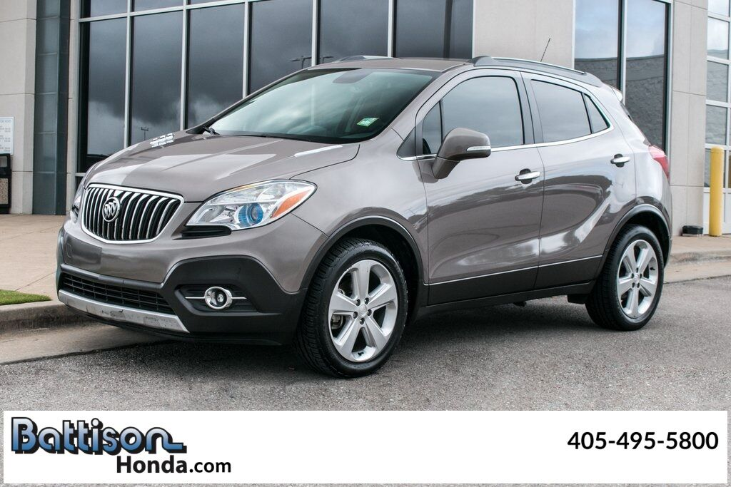 2015_Buick_Encore_Convenience_ Oklahoma City OK