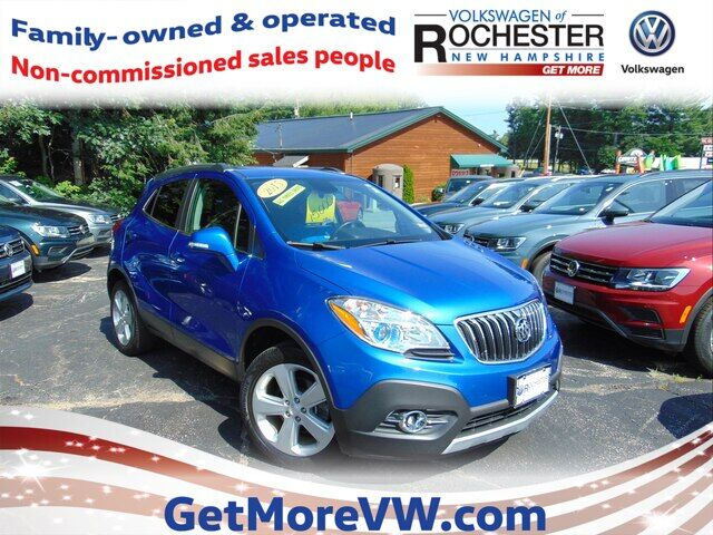 2015 Buick Encore Convenience Rochester NH