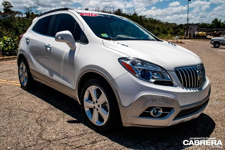 2015 Buick Encore Leather Arecibo PR