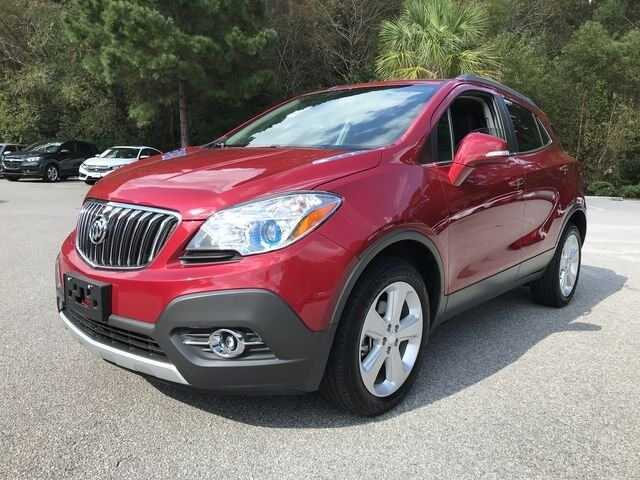 2015 Buick Encore Leather Bluffton SC