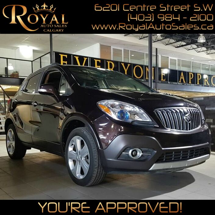 2015 Buick Encore Leather Calgary AB